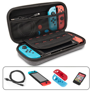 Accessories Kit for Nintendo Switch