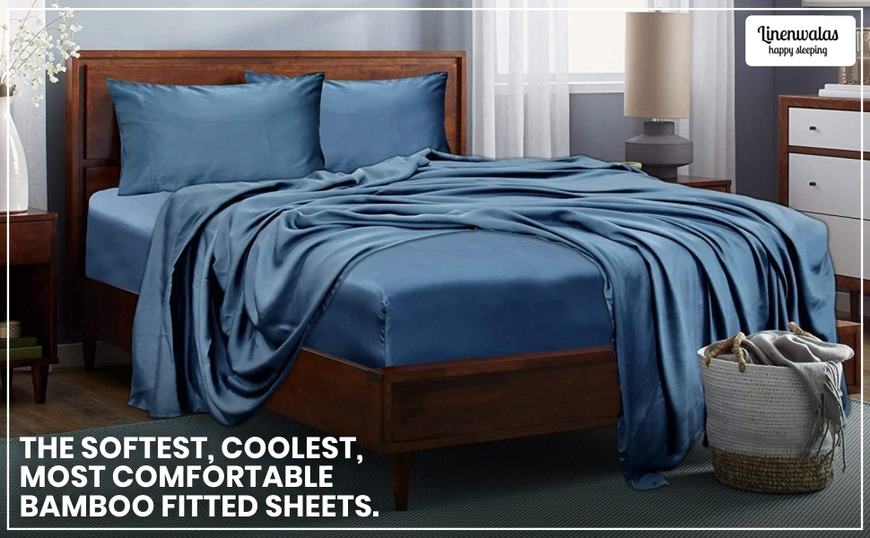 bamboo fitted sheets