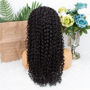 curly wigs human hair