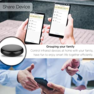 share your device