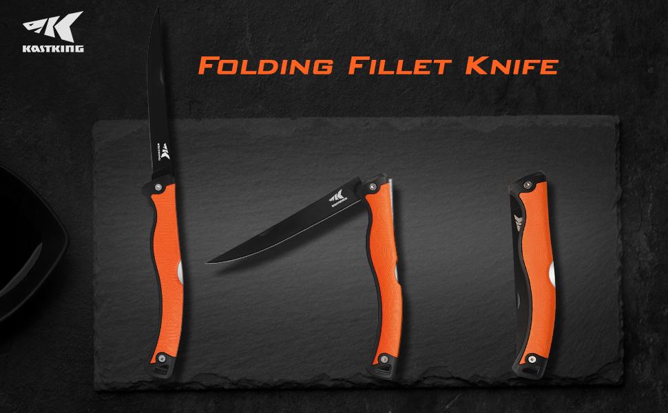 folding fillet knife
