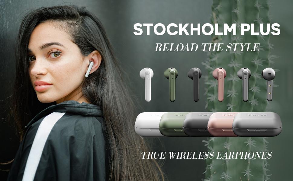 Urbanista Stockholm Plus Earbuds Kabellos über 20 Elektronik