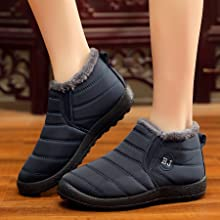 WATERPROOF BOOTS FOR WOMEN