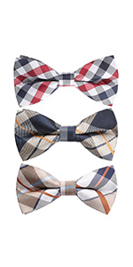 3 pack bow tie