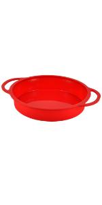 round cake pan, round pans for baking, cake pans 8 inch round, nonstick cake pan round, circular pan