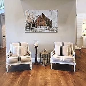 Framhouse wall decor