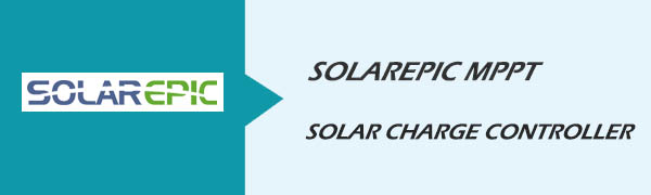 SolarEpic MPPT Solar Charge Controller LOGO