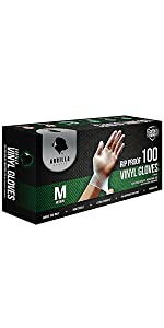 Gorilla Supply Vinyl Gloves