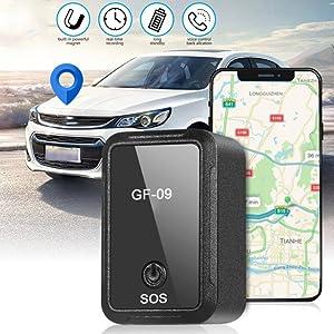 Detecting GPS Tracker