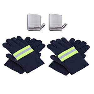 fire blanket safety gloves hooks