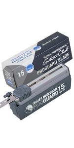 Artist Club Pro Guard Blades