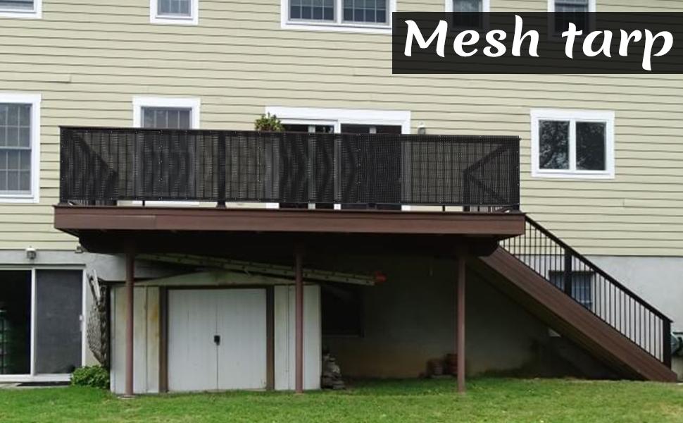 Mesh Tarp
