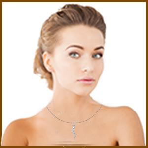 Faceted Crystal Leverback Earrings