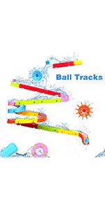 bath track toy