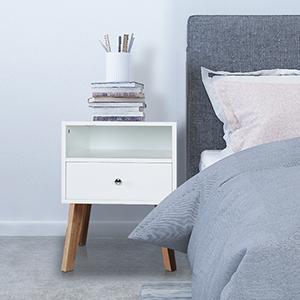 bedroom table bedside