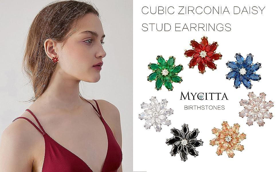wedding earrings for bridesmaids