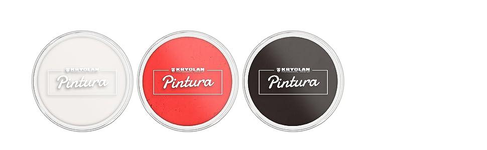 Kryolan Pintura Water Color Makeup
