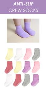 baby girls low cut socks anti slip