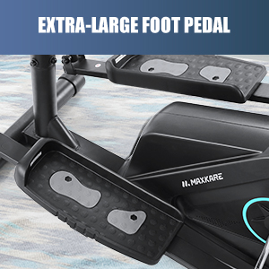 Extra-large foot pedal