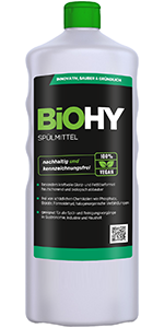 biohy spülmittel