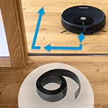 robots aspiradores friegasuelos vacuum vacum mopa blaupunkt limpiar limpieza
