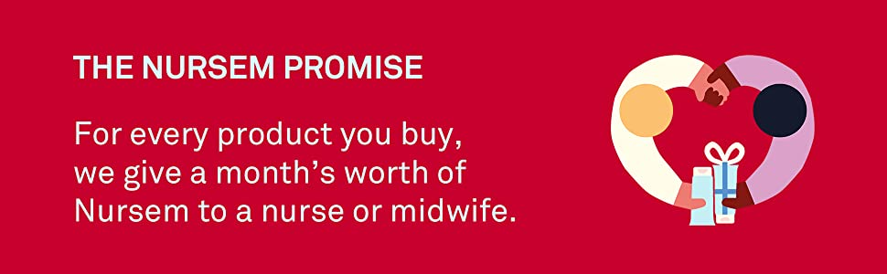 """""""Nursem Promise"""", geriausias rankų kremas slaugytojoms, dovanos slaugytojoms"""