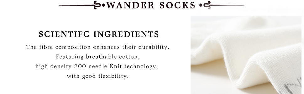 High quality cotton socks