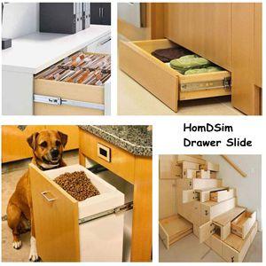 HomDSim drawer slide