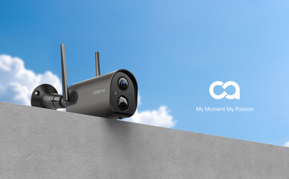 security camera outdoor