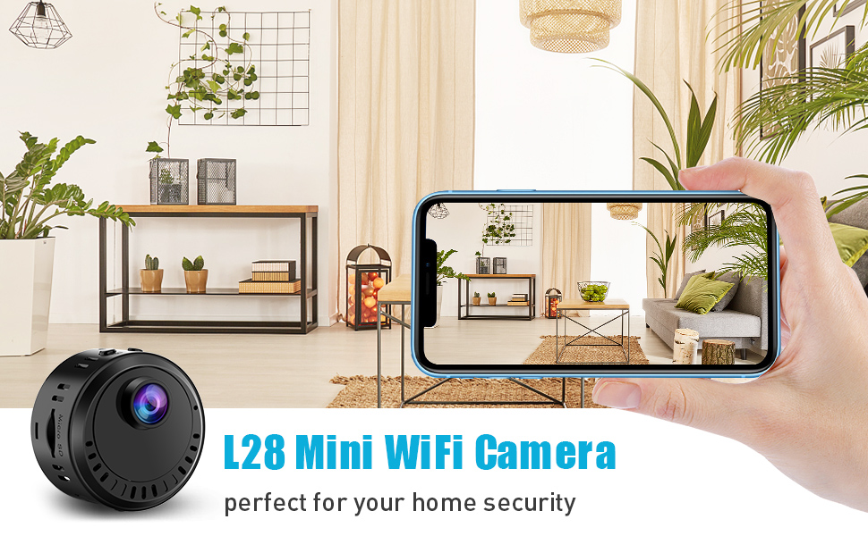 spy camera wireless hidden