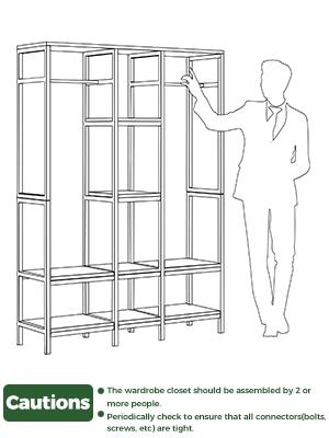 organization rack