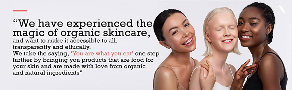 brand story of naturic beauty power of clean natural skincare ingredients experience ethical product