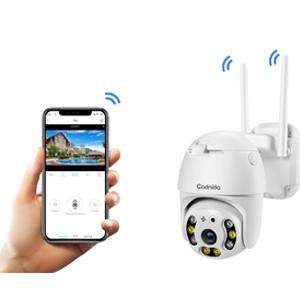 wireless wifi camera outdoor