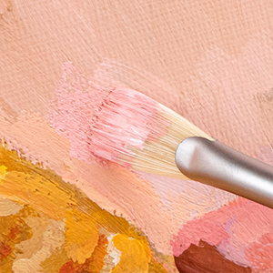 paint brush for Watercolor Gouache Oil Acrylic