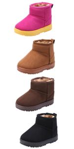 wuiwuiyu kids boots