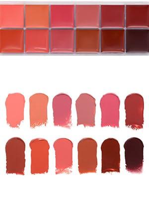 danessa myricks luxe cream the nudest palette