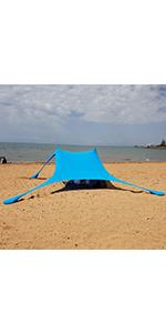 beach tent sun shade sun shelter