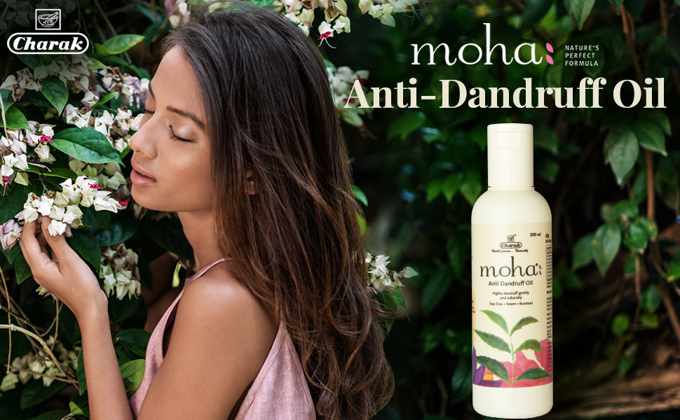 moha: anti dand ruff oil