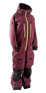 Sato, mono suit, TOBE Outerwear, snow suit, onesie