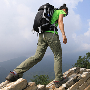 breathable lightweight pants for hiking outdoors