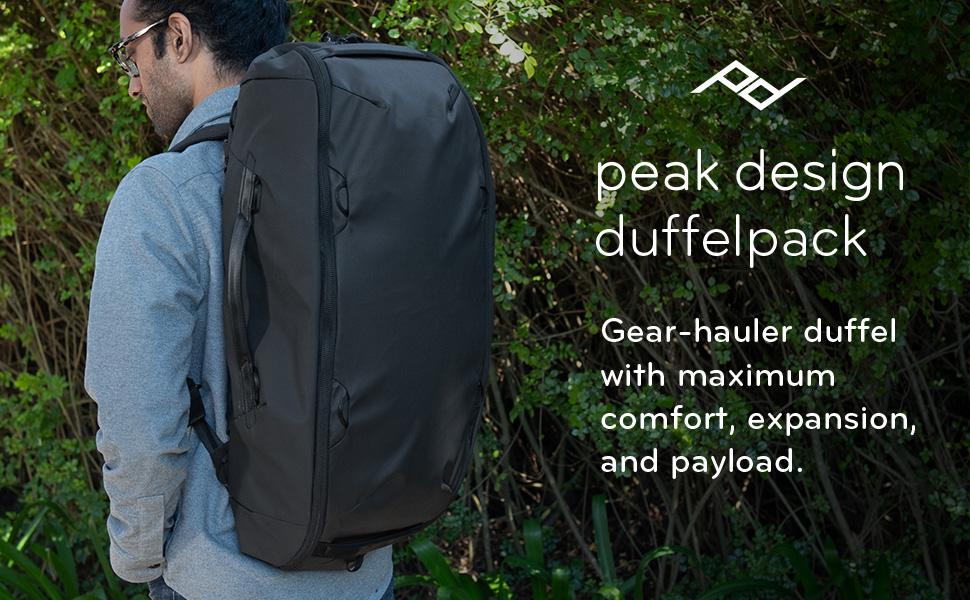 Peak Design Duffelpack