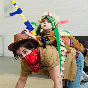dinosaur shooting toy