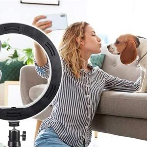 Selfie Ring Light - Vlogging Light
