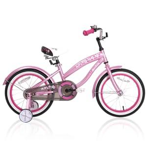kids cruiser bike pink