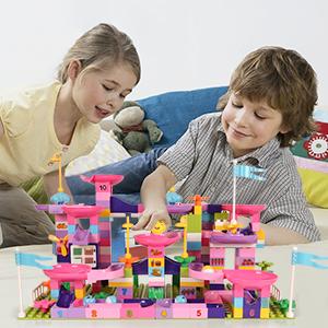 Marble Run Building Block