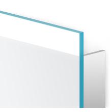 Seitenblenden für den Spiegel für eine optische Aufwertung