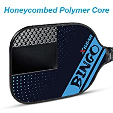 HONEYCOMBED POLYMER CORE