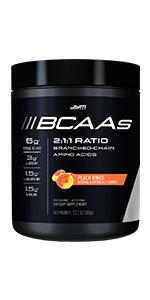 JYM Supplement Science BCAAs