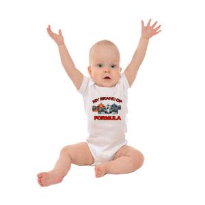Racing Baby Onesies