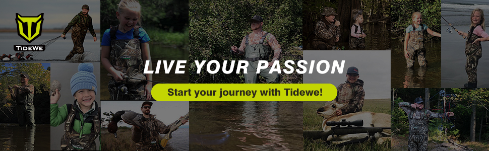 tidewe hunting wader